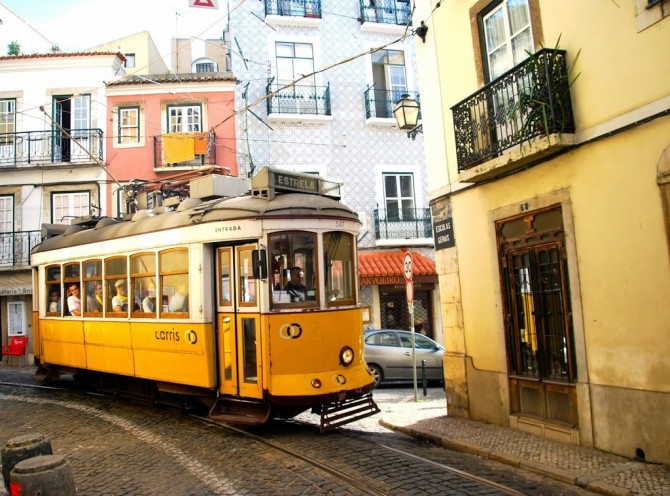 Lisbon Destination Hostels Review