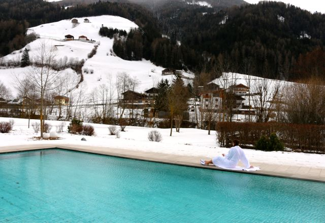 A luxurious getaway: Hotel Alpenpalace, South Tyrol