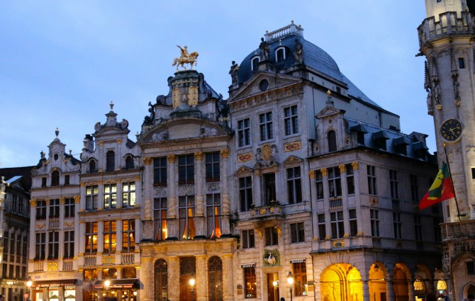 The perfect city trip: Brussels
