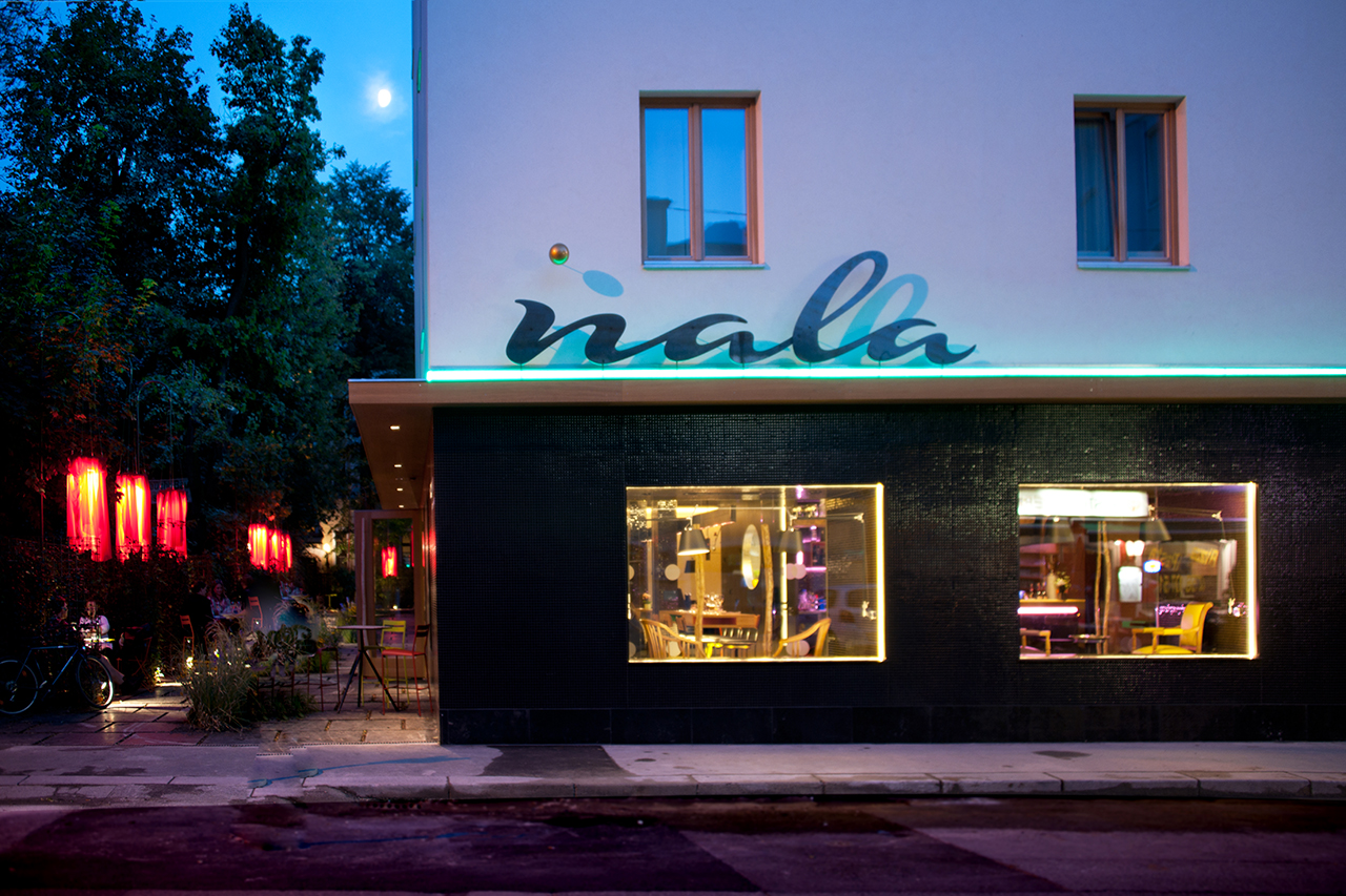 My stay in one of the coolest individual hotels nala for Design hotel innsbruck