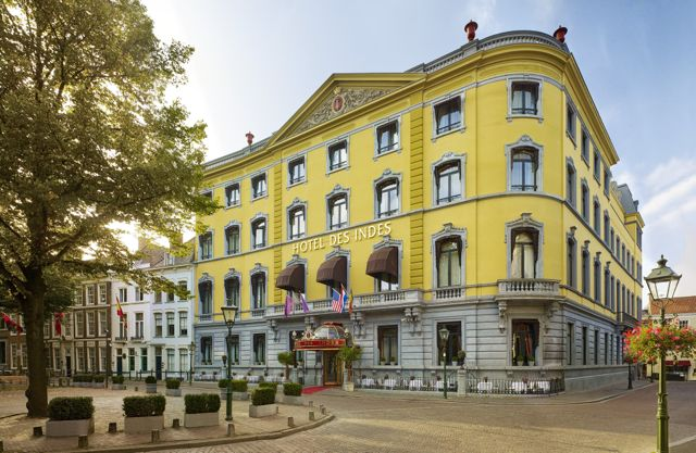 When only the best will do: Hotel Des Indes, The Hague
