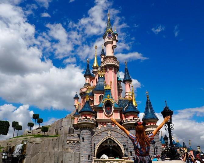 A Magical Day at Disneyland Paris