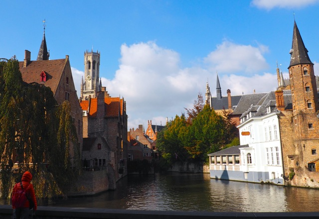 The Perfect Trip To Bruges, Belgium