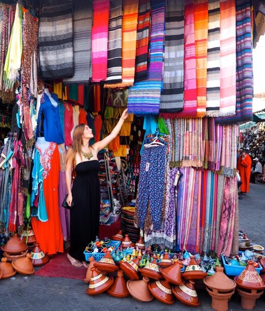 Marrakech Travel Diary