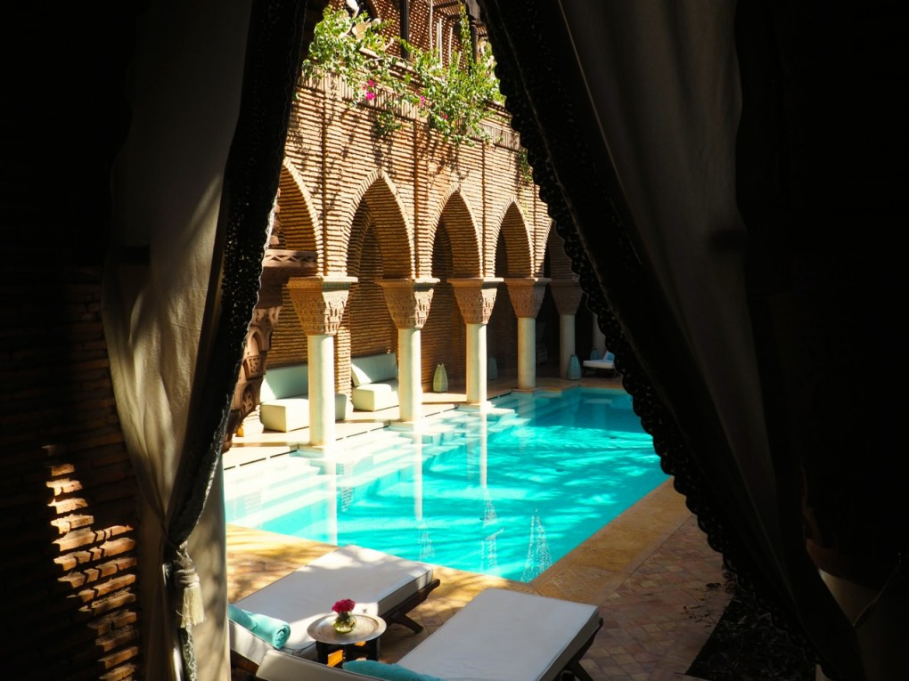 La Sultana Marrakech- a hideaway in the heart of the Medina