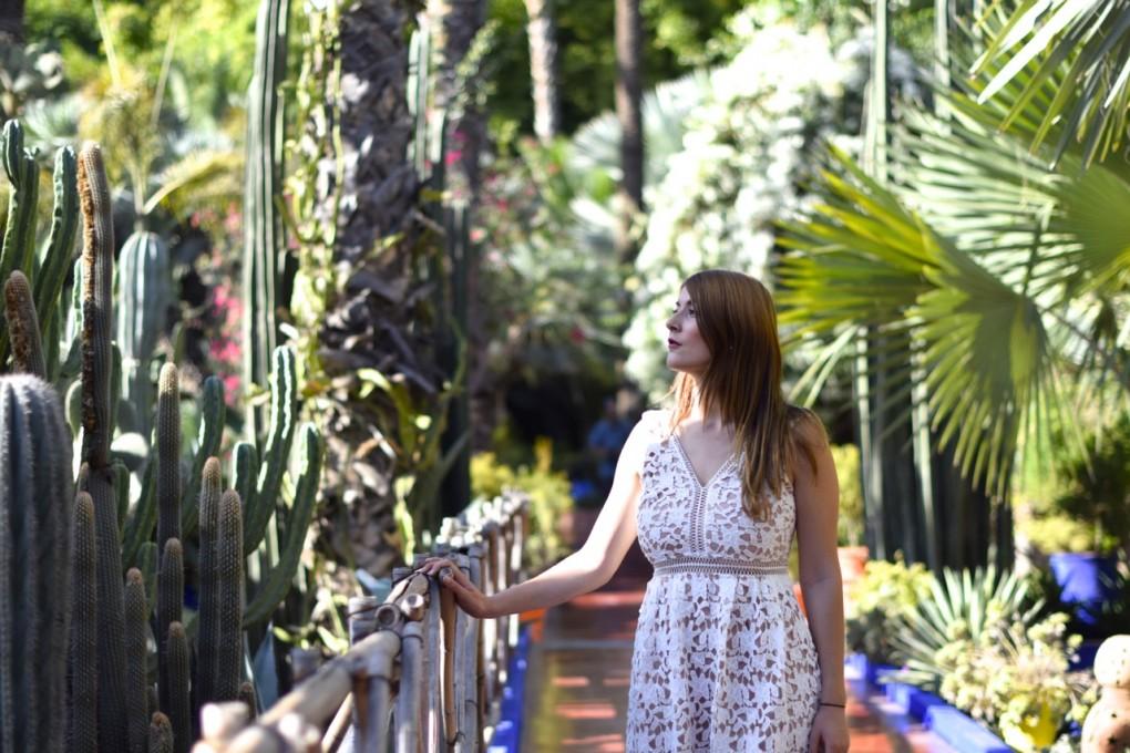 A visit to Le Jardin Majorelle- YSL Garden