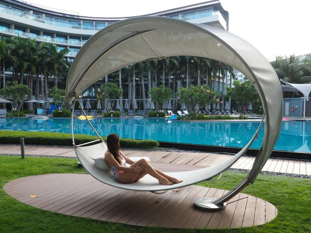A litte break on Sentosa Island: W Singapore – Sentosa Cove