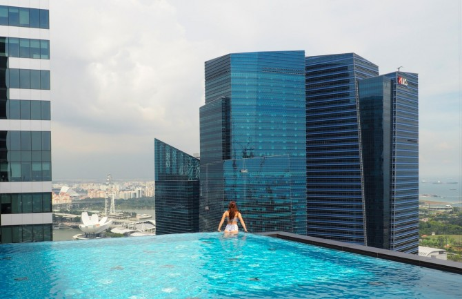 A weekend at The Westin Singapore