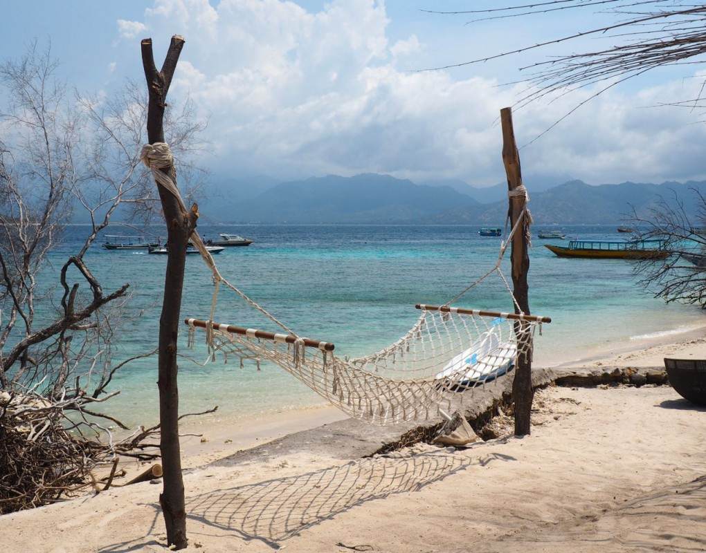 Bali Diary Day 9-11: Found paradise at Karma Reef, Gili Meno
