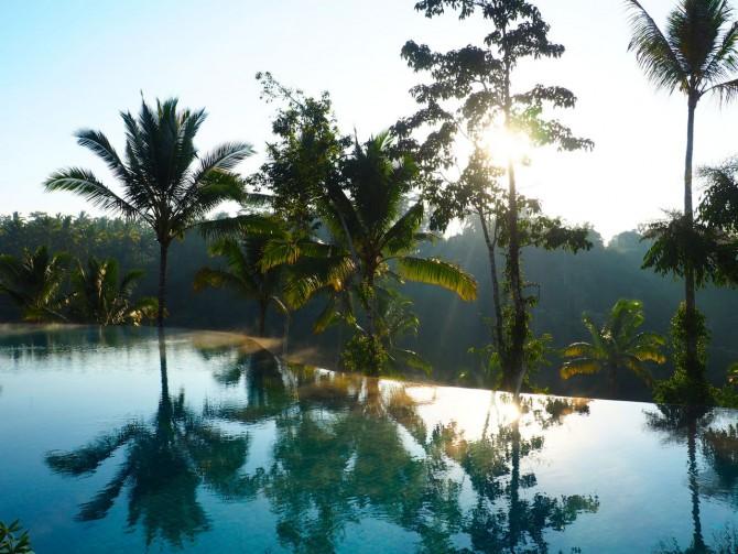 Bali Diary Day 1-3: Padma Resort Ubud