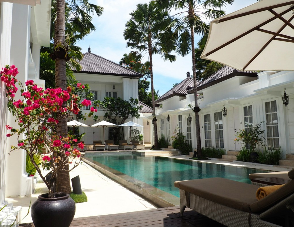 Bali Diary Day 11-13: A small oasis in the heart of Seminyak- The Colony Hotel Bali