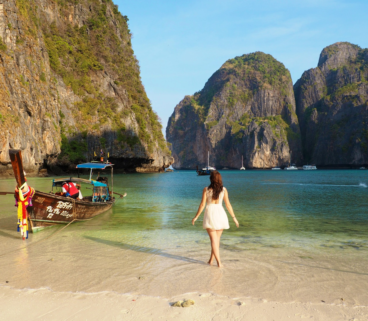 Phi Phi Beach: How To Experience Maya Bay Without The Crowds