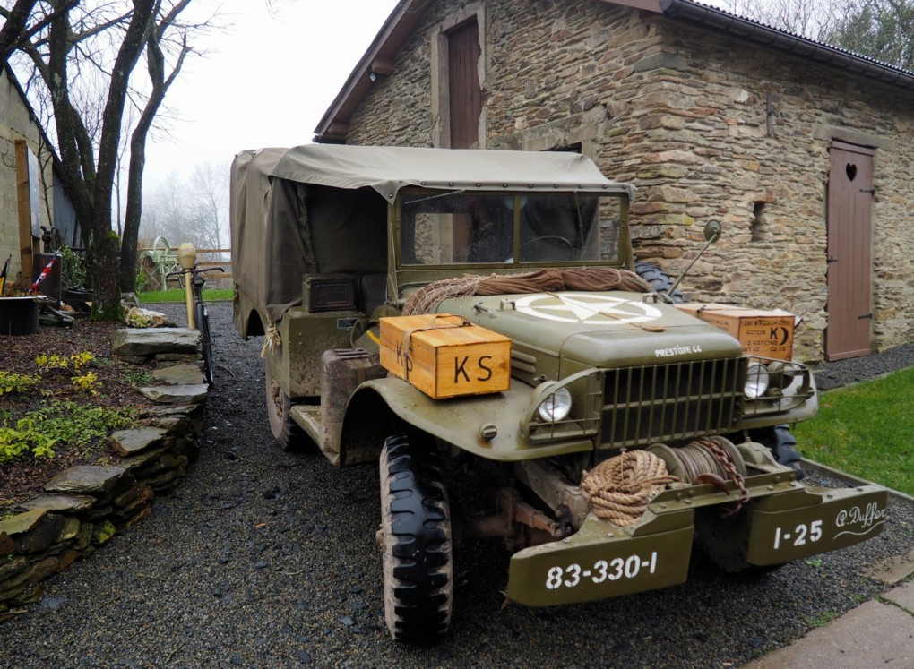 Liberation Route: Along the traces of WW2