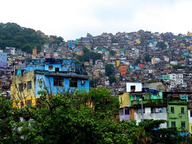 Visiting a Favela in Rio De Janeiro