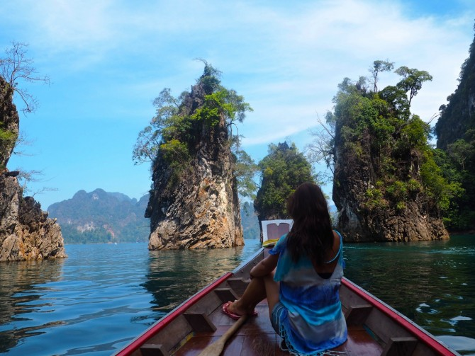 10 reasons why I love traveling in Thailand