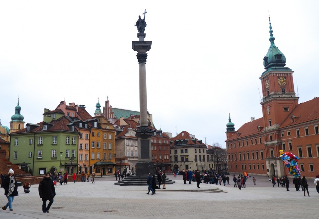 Warsaw- an alternative city trip