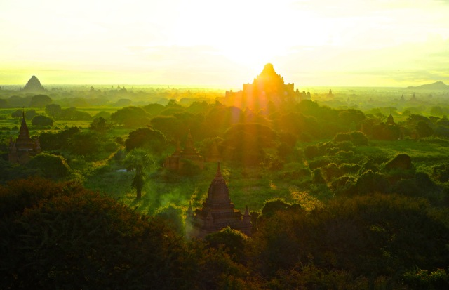 Postcards from Magical Myanmar