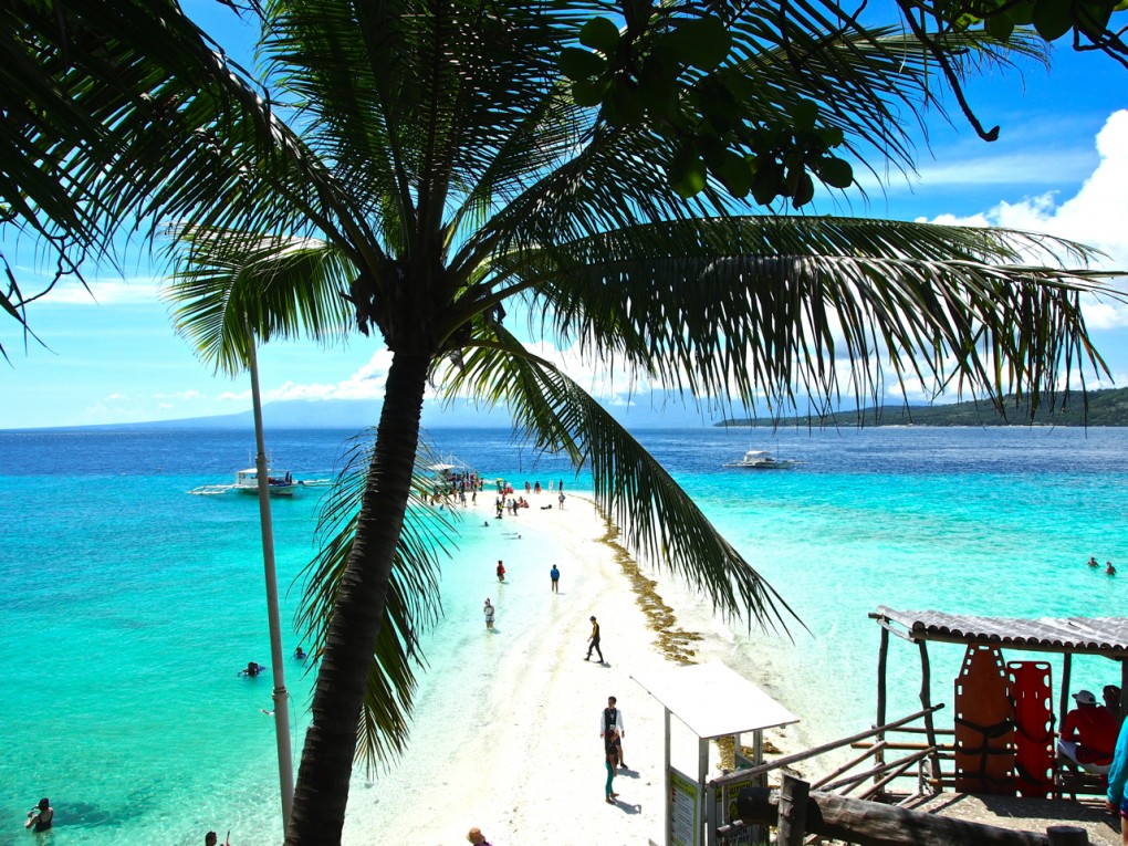 The Philippines Hidden Secret: Blue Water Sumilon Island Resort