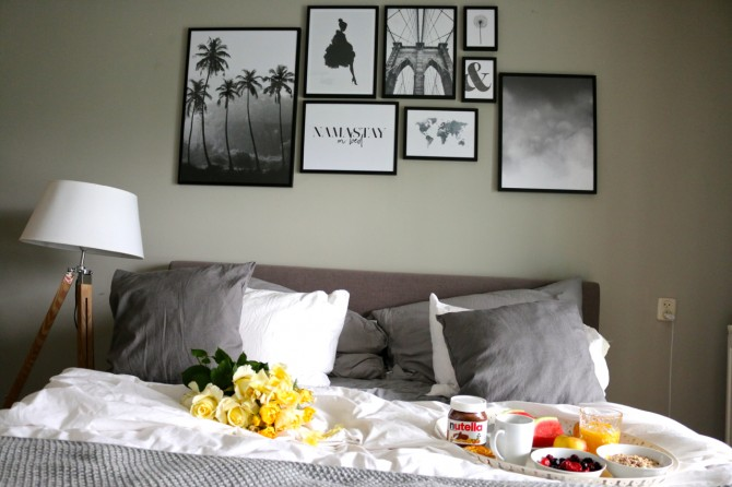 Interior Inspiration: Create a Gallery Wall