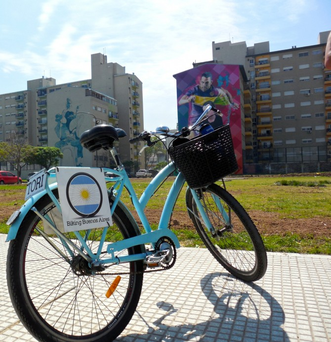 Exploring Buenos Aires by Bike with Biking Buenos Aires + a Discount Code for you