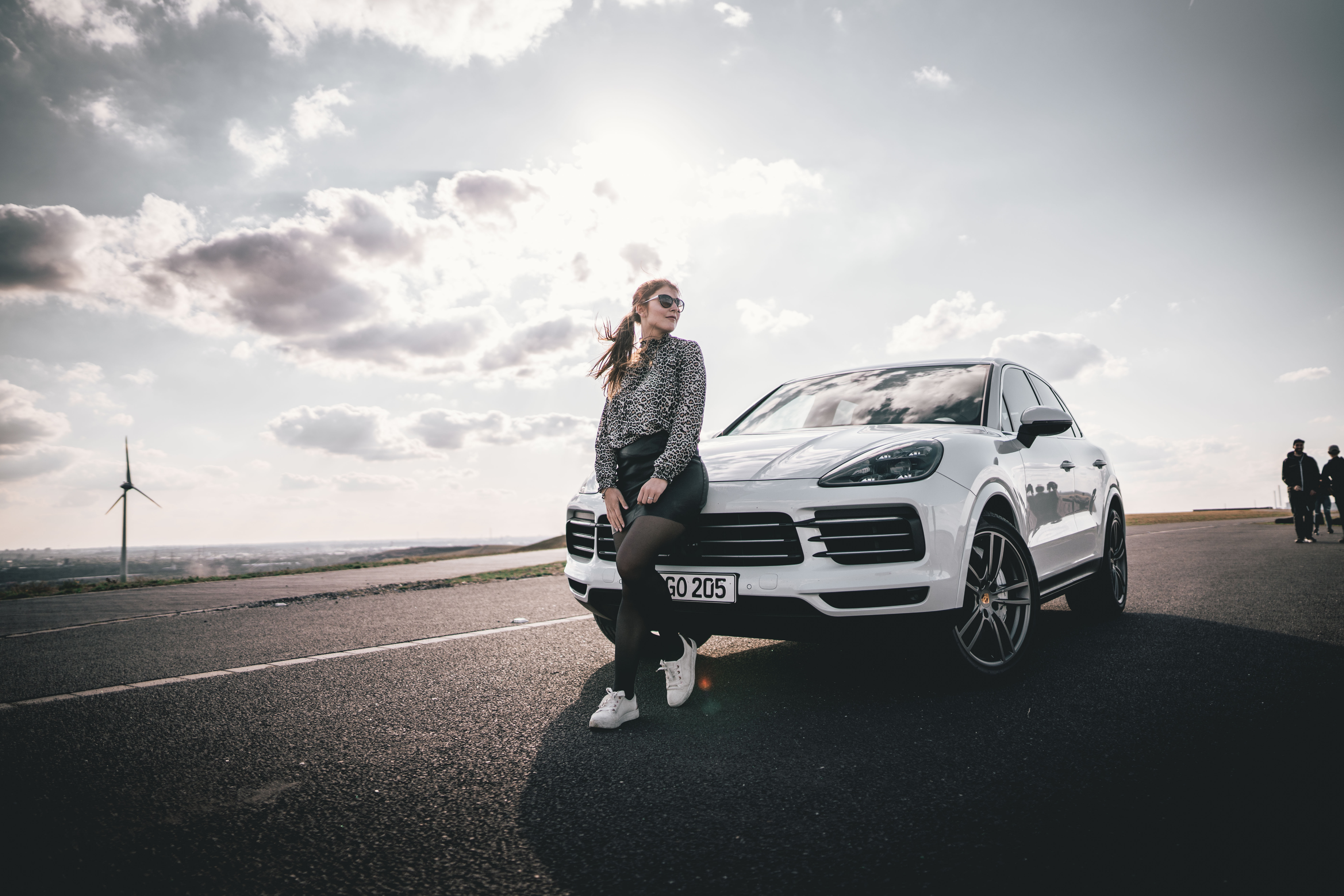 Driving the Porsche Cayenne S: On a road trip with Porsche from