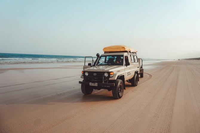 My Australia Diary Part 2: Byron Bay, Noosa and Fraser Island with Stray Australia
