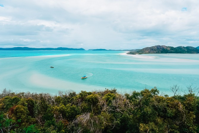 My Australia Diary Part 3: Island Hopping, Sailing the Whitsundays and Camping in Tully Rainforest with Stray Australia