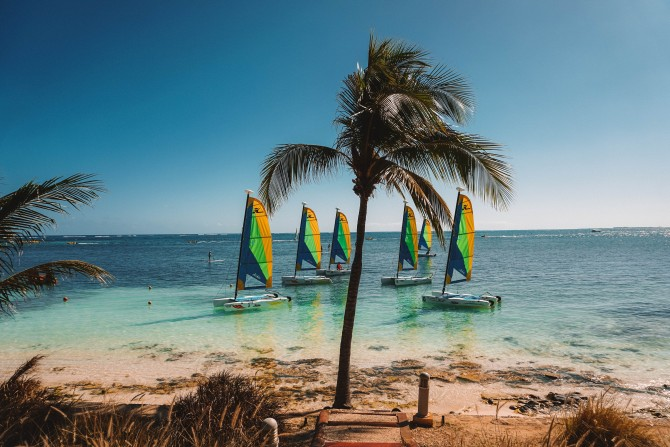 A vacation at Club Med Cancun Yucatan